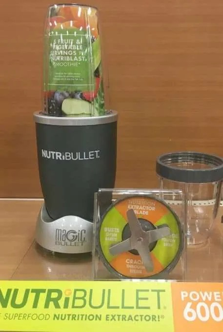 NutriBullet A Game Changer