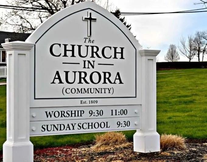 The Church in Aurora