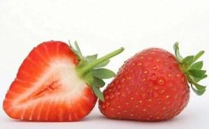 Fresh Strawberry Pie in June