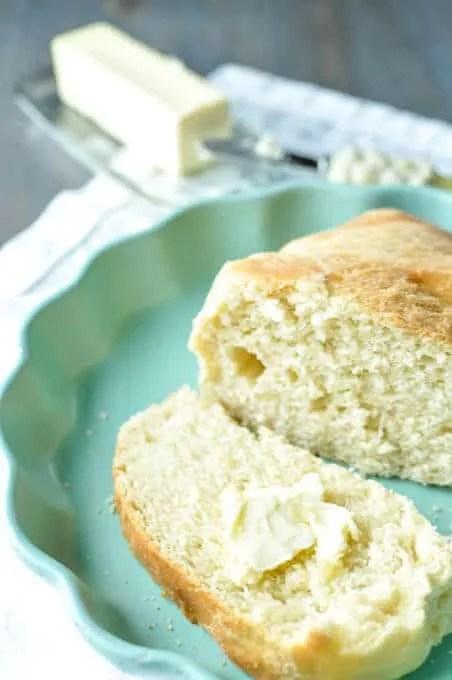 Machine Bread Fresh Home Made Bread: SALLY LUNN