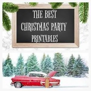The Best Christmas Party Planning Printables