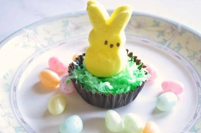MAKE EDIBLE EASTER GRASS