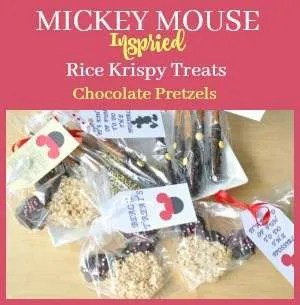 Beach Vacation Mickey Mouse Treat Recipes. Disney inspired treats are a fun surprise for your kids when you get to your beach destination. We vacation at the Disney Hilton Head Island Resort and the kids get to anticipate what Mickey treat they will find in their room.
