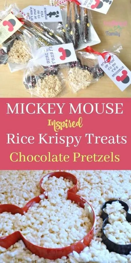 Make Your Beach Vacation Special with Mickey Inspired Treats