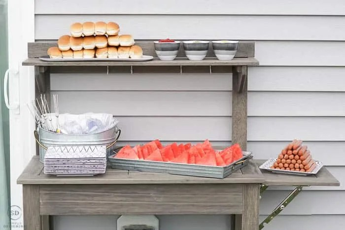 Family Friendly Summer Dinner Party Ideas