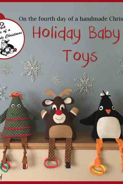 Holiday Baby Toys