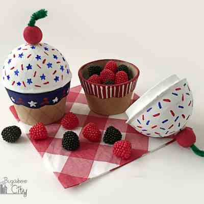 DIY Fourth of July Treat Boxes