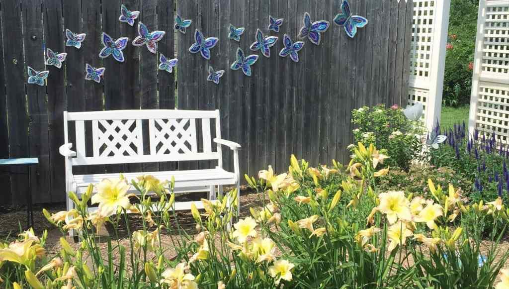 Our Backyard Garden Tour