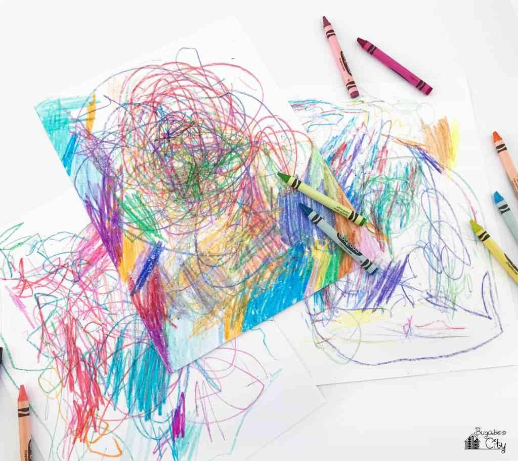 BugabooCity DIY Children's Art Smock