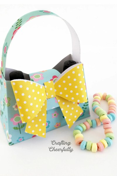 DIY Paper Purse – Free Pattern