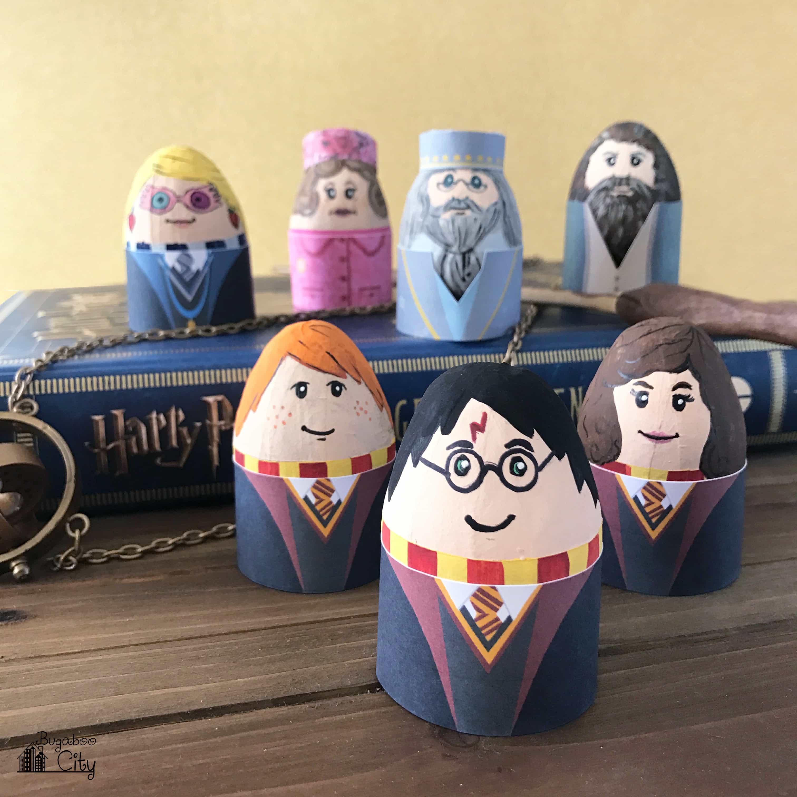 Harry Potter Easter Eggs
