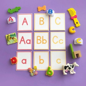 Free Printable ABC Cards