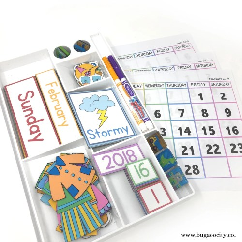 Organizing Your Children's Calendar