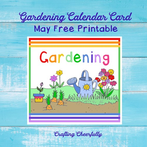 Free Printable Calendar Cards