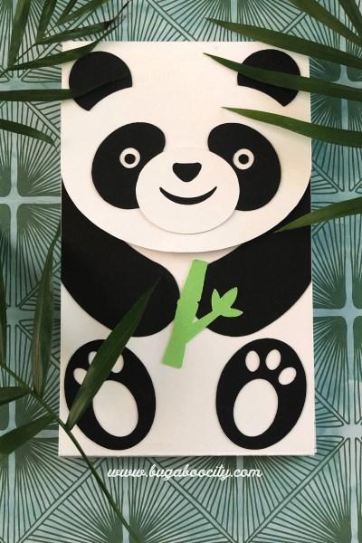 DIY Panda Notepad