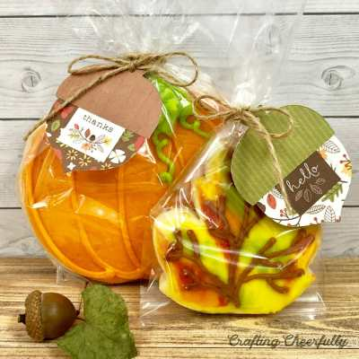DIY Autumn Acorn Gift Tags – Free Templates