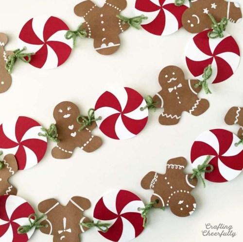 Gingerbread Banner