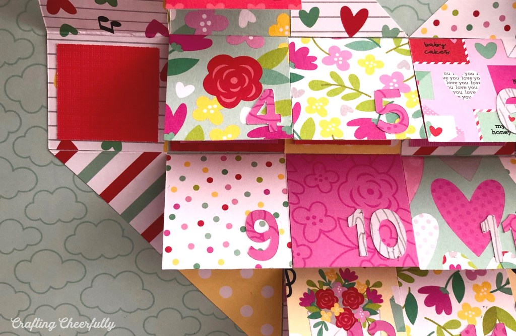 Valentine's Day Countdown.