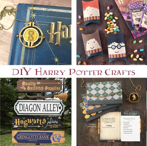 DIY Harry Potter Crafts
