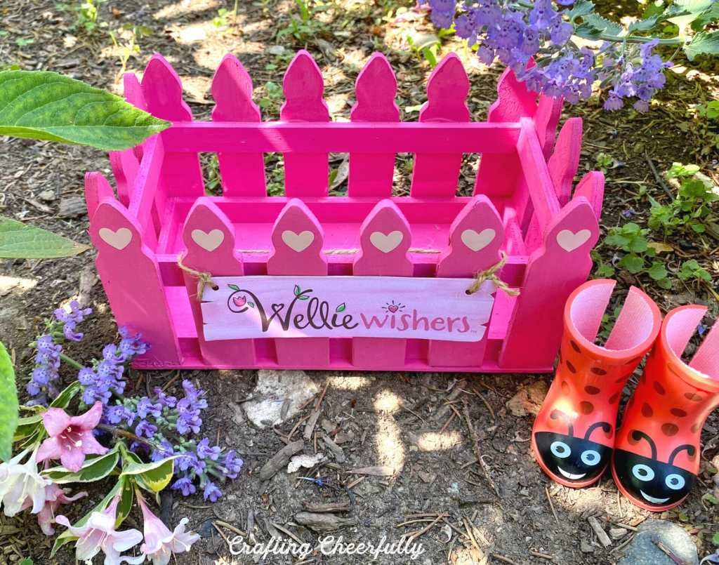 DIY Wellie Wishers Book Box