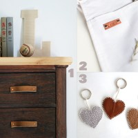 5 Things to Make with Leather Scraps / Roundup