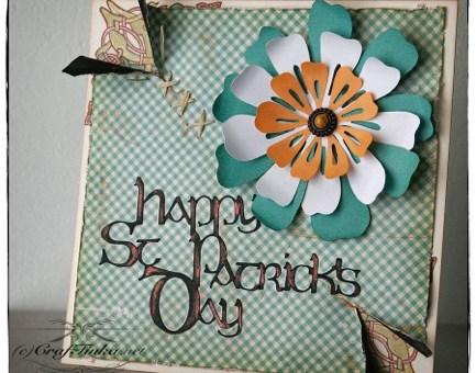 DT Magnolia-licious St Patrick's Day!