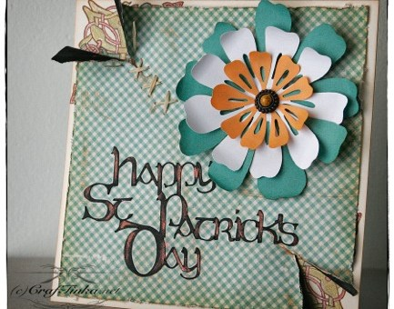 DT Magnolia-licious St Patrick's Day!