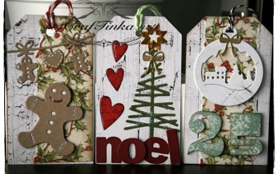 November Gift Tags