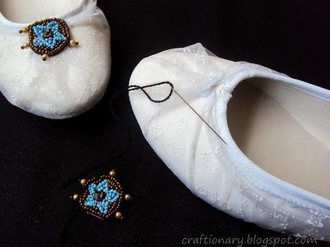 lace-shoe-refashion-stitching-embellishment