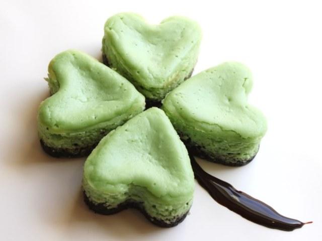 green recipes clover