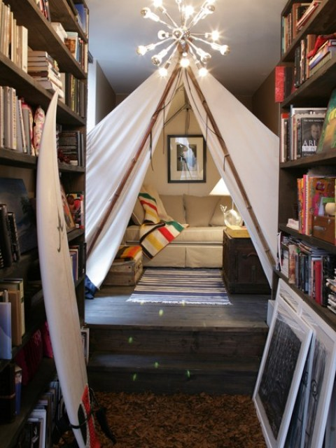 tent-reading-nook