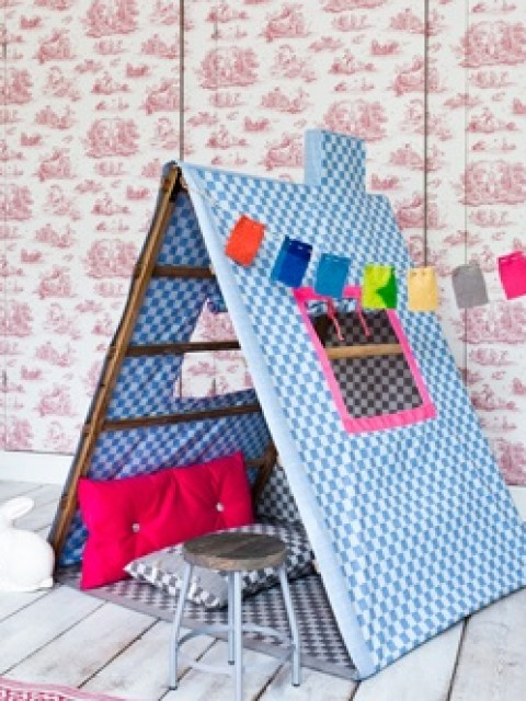 recycle-tent-from-drying-rack-fabric
