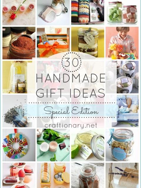 handmade gift ideas handmade gift box