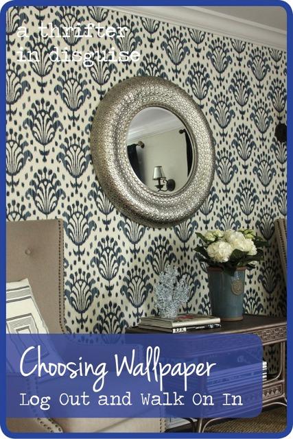 choosing wallpaper for living room