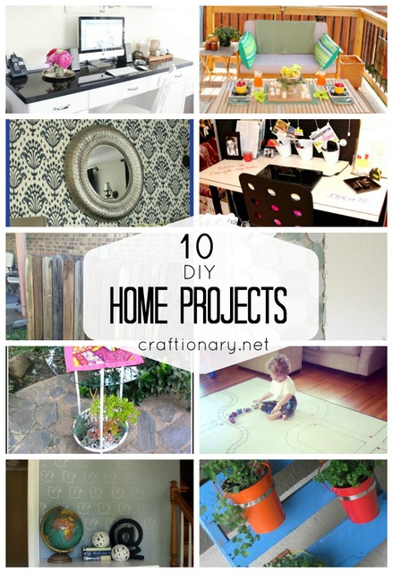 DIY home projects