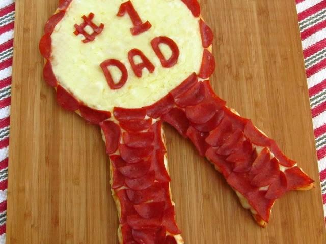 fathers day pizza recipe