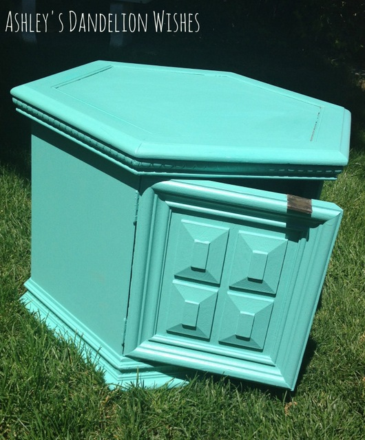 DIY green furniture