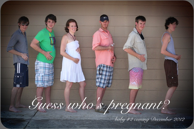 guess who is pregnant photo