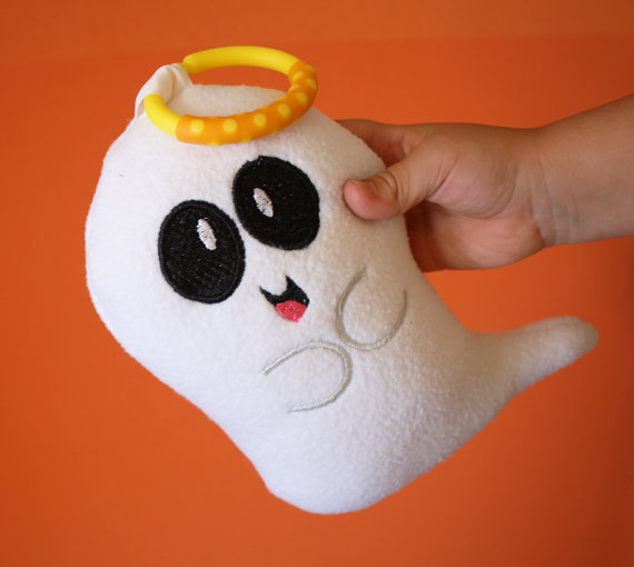 Ghost pillow tutorial