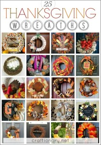 Best thanksgiving wreaths
