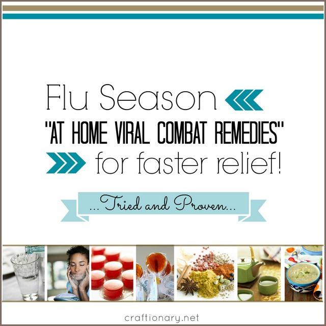 flu season remedies