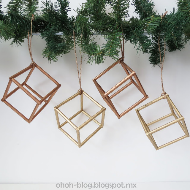 modern cute ornaments