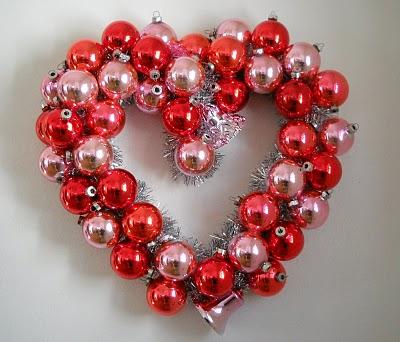ornaments wreath