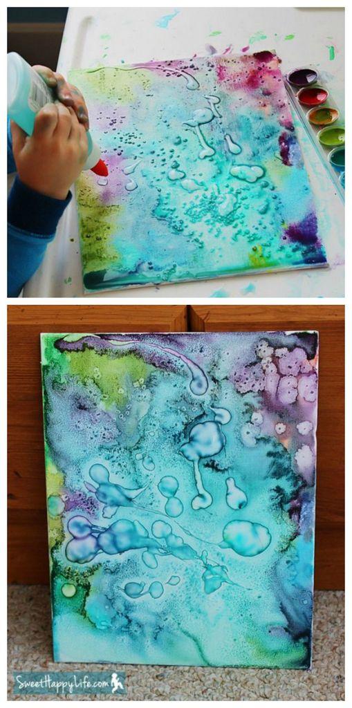 DIY-salt-and-glue-painting