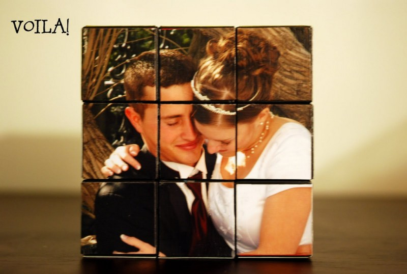 Personalized Rubik's Cube