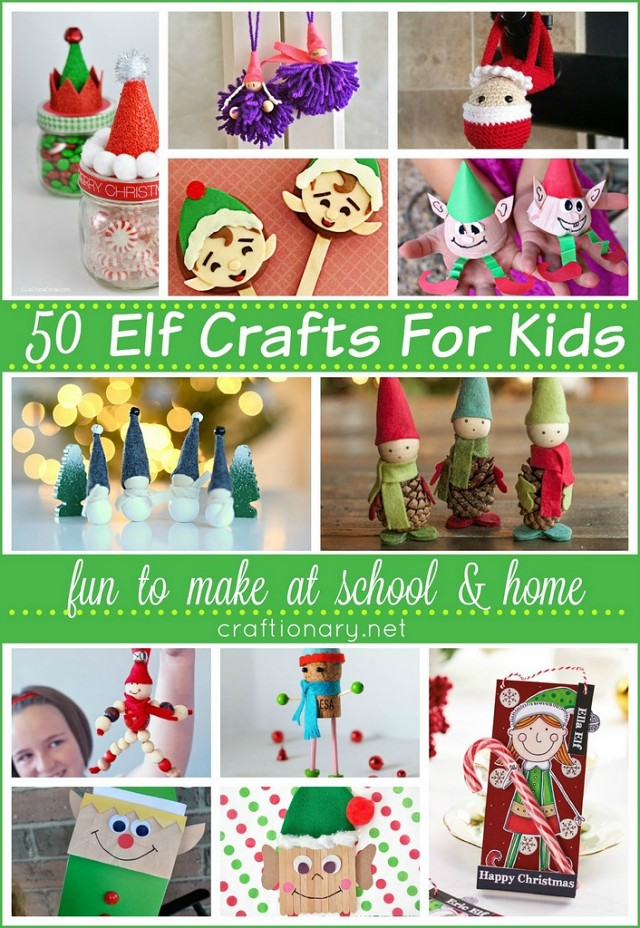 best-elf-crafts-christmas-kids