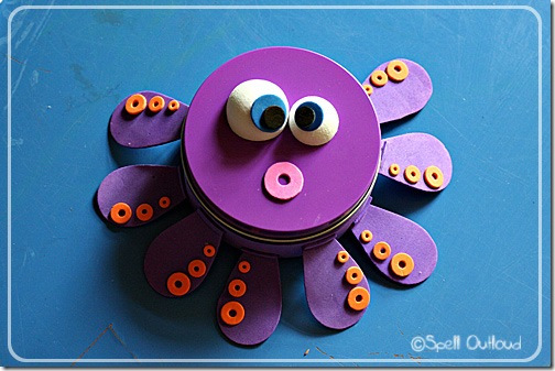 octopus mini box