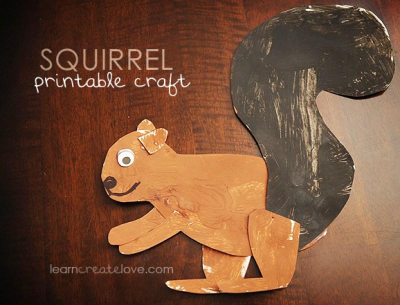 paper-squirrel-kid-craft