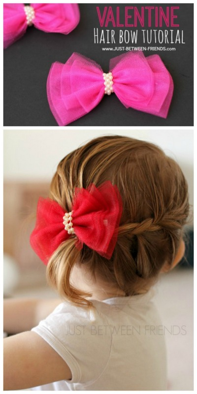 Cute-hair-bow-tutorial