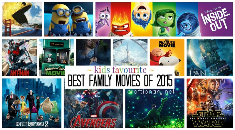 Best family movies 2015 at craftionary.net